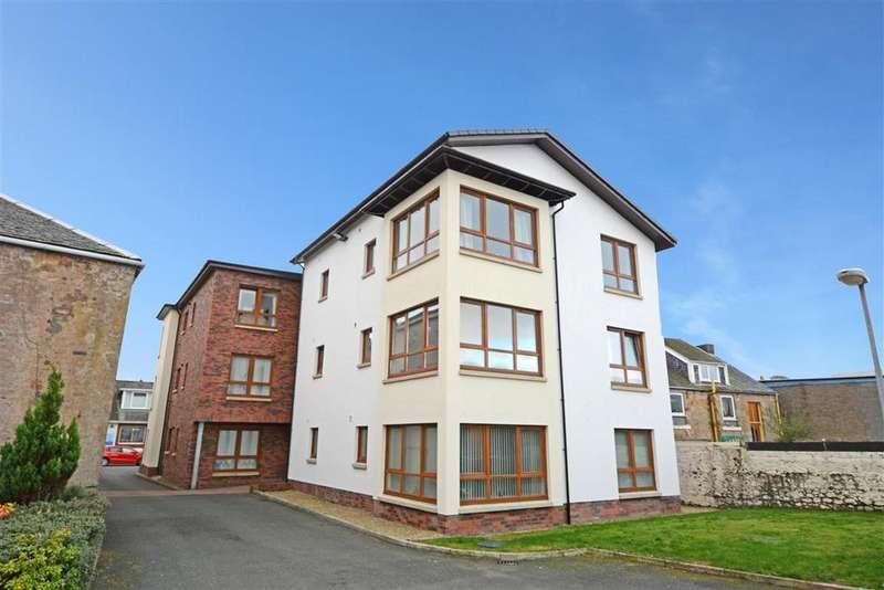 2 Bedrooms Ground Flat for sale in 7c Waterside Street, Largs, KA30 9LN