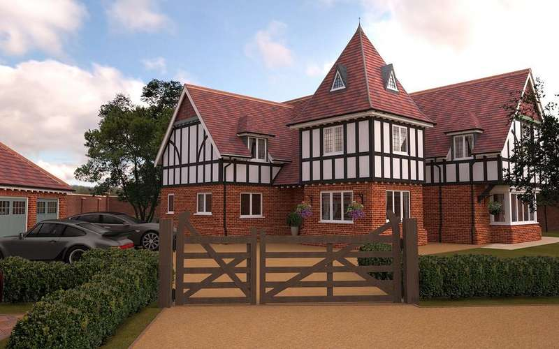 5 Bedrooms Detached House for sale in Hotchkin, 3 Petwood Oaks, Woodhall Spa, LN10