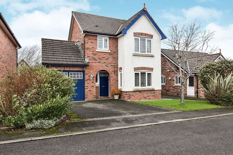 3 Bedrooms Detached House for sale in The Hawthorns, Wigton, CA7