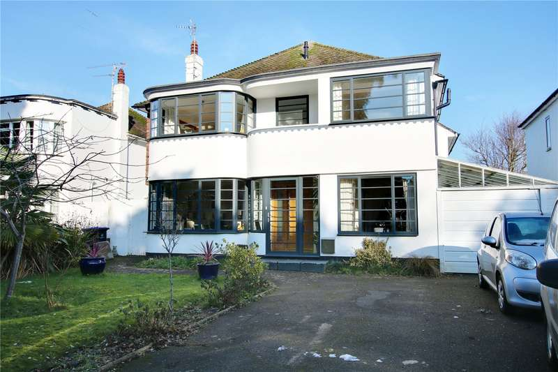 4 Bedrooms Detached House for sale in Ilex Way, Goring-By-Sea, Worthing, BN12