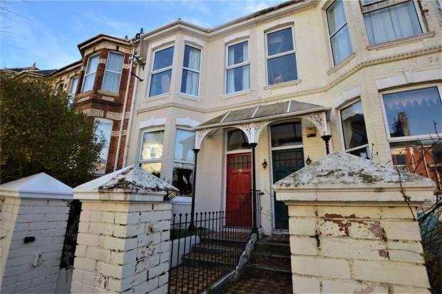 3 Bedrooms Terraced House for sale in Kingsley Road, Plymouth, Devon