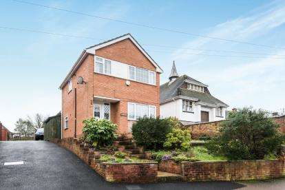 3 Bedrooms Detached House for sale in Exeter, Devon