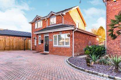 4 Bedrooms Detached House for sale in Vine Nook House, Vine Fold, Parkfield Road North