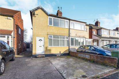 4 Bedrooms Semi Detached House for sale in Reedswood Lane, Reedswood, Walsall