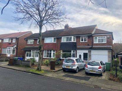 4 Bedrooms Semi Detached House for sale in Warwick Avenue, Whitefield, Manchester, Greater Manchester
