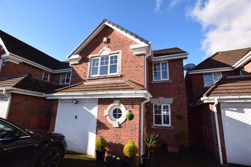 3 Bedrooms Detached House for sale in Sherwood Mews, Birmingham, B28 0EW
