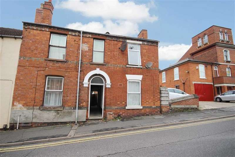 3 Bedrooms End Of Terrace House for sale in Baggholme Road, Lincoln, Lincolnshire