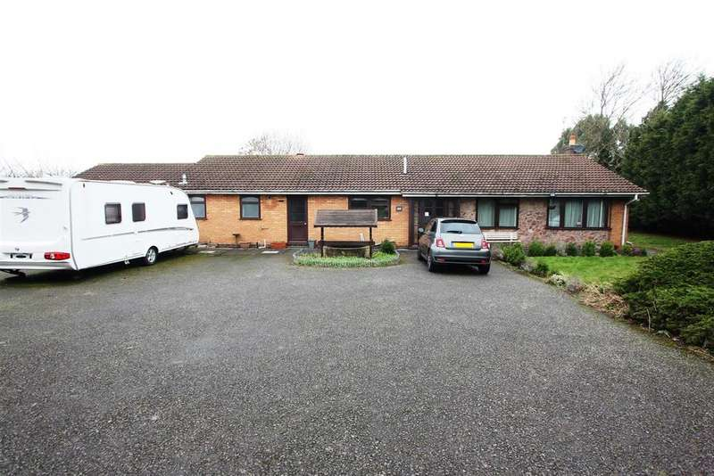 4 Bedrooms Detached Bungalow for sale in Ashby Road, Hinckley