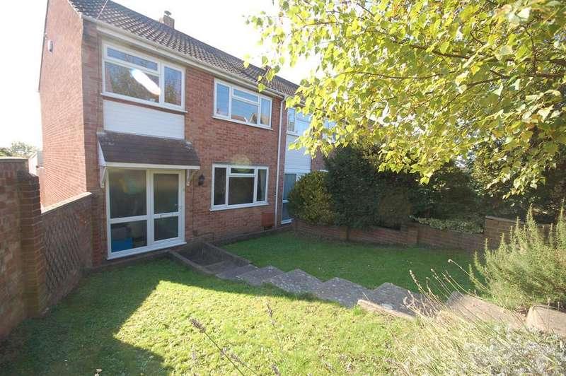 3 Bedrooms End Of Terrace House for sale in Forest Road, Kingswood, Bristol, BS15 8EN