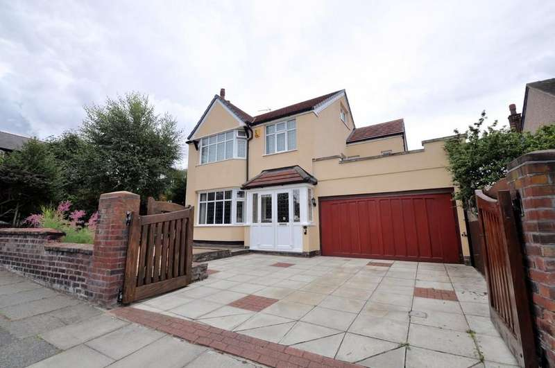 5 Bedrooms Detached House for sale in Gloucester Road, Wallasey