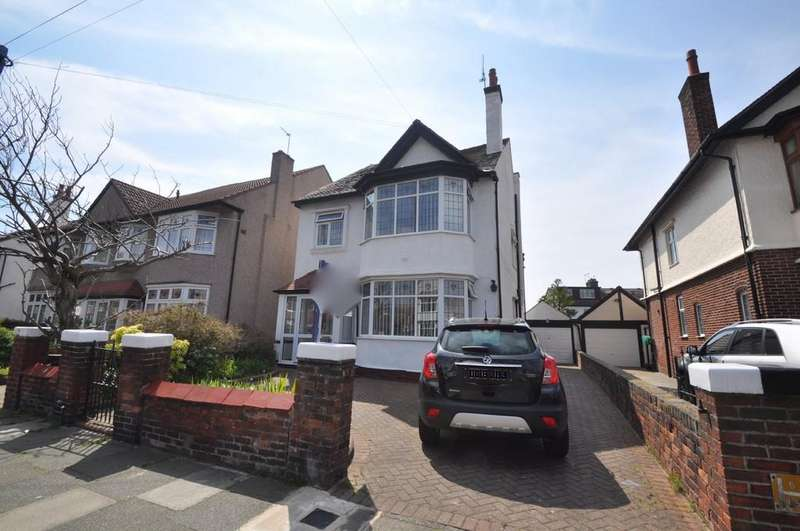4 Bedrooms Detached House for sale in Rolleston Drive, Wallasey
