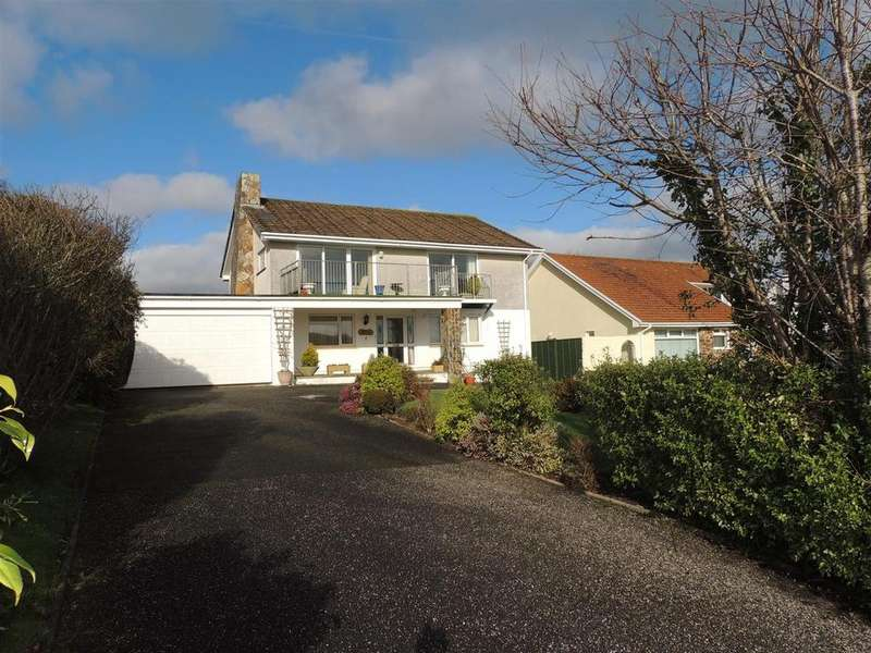 4 Bedrooms Detached House for sale in Duporth Bay, Duporth, St. Austell