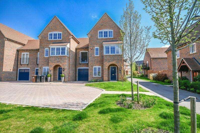 4 Bedrooms Terraced House for sale in Brocket Meadows, Ware