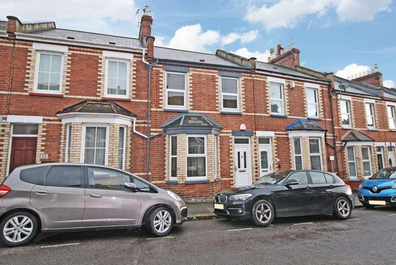 2 Bedrooms Terraced House for sale in Heavitree, Exeter