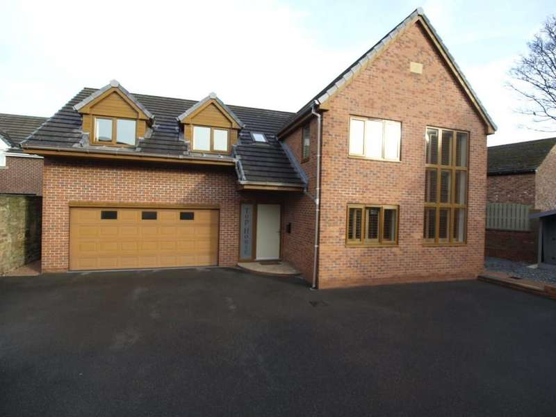 4 Bedrooms Detached House for sale in Top Row, Doncaster Road