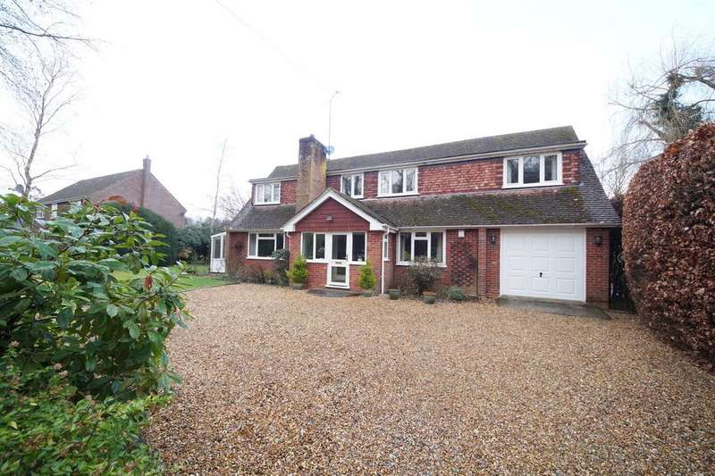 3 Bedrooms Detached House for sale in Rotherwick