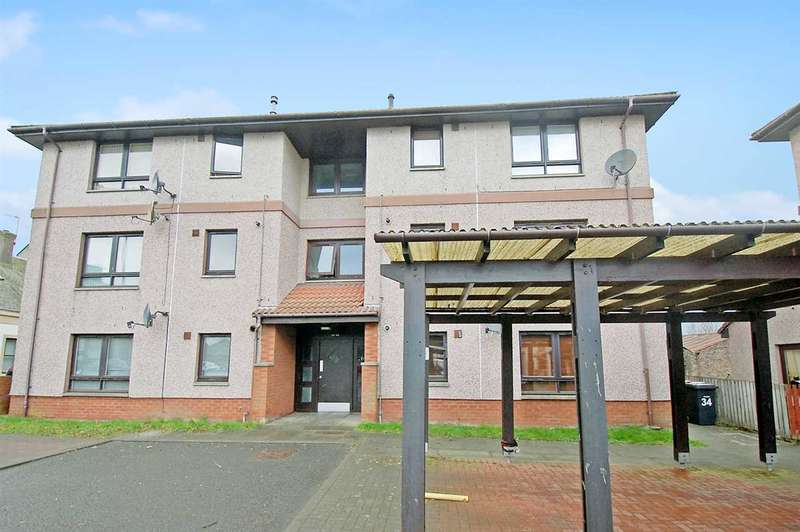 2 Bedrooms Apartment Flat for sale in Golfdrum Street, Dunfermline