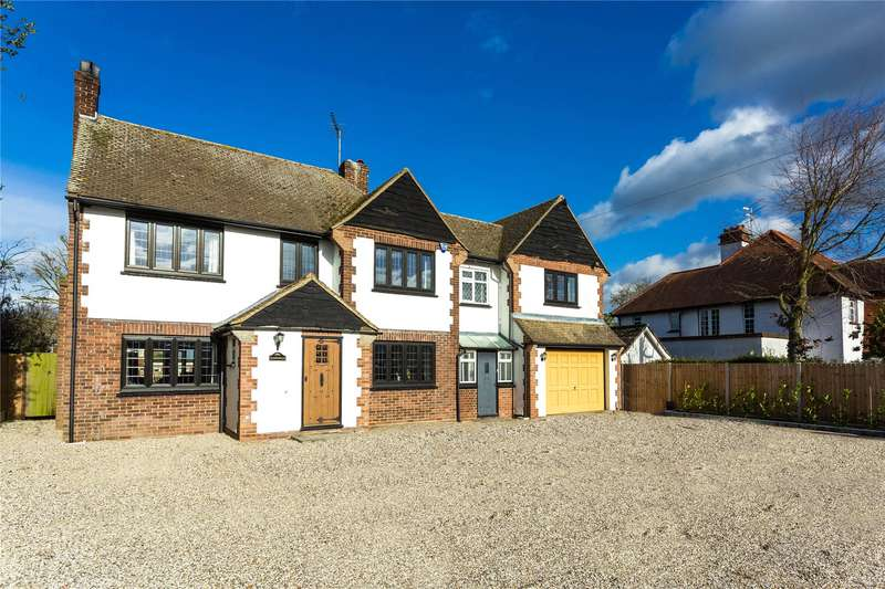5 Bedrooms Detached House for sale in Stondon Road, Ongar, Essex, CM5