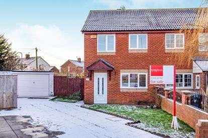 2 Bedrooms Semi Detached House for sale in Ladgate Grange, Middlesbrough