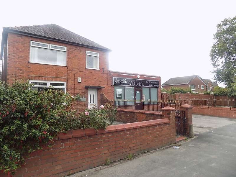 3 Bedrooms Semi Detached House for sale in Church Lane, Lowton, Warrington , WA3