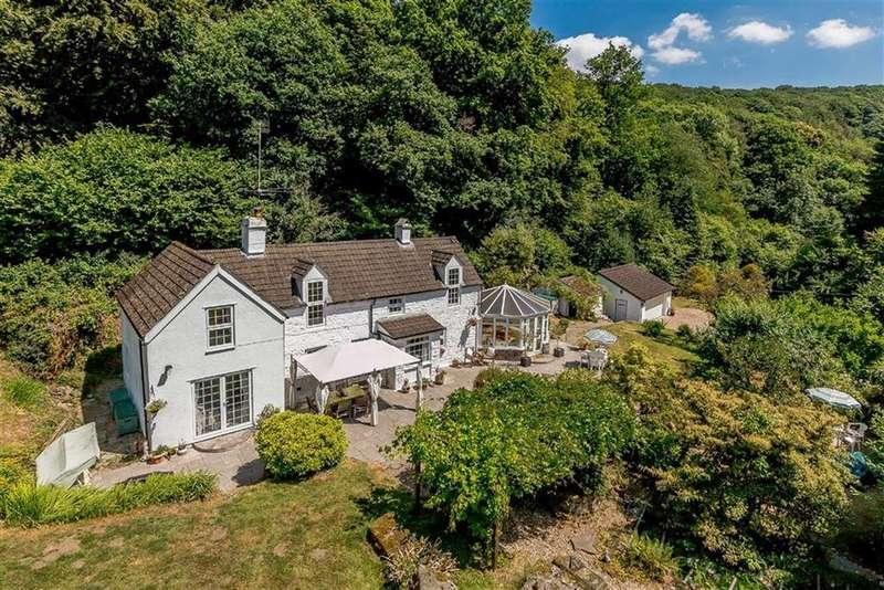 4 Bedrooms Detached House for sale in Trellech Road, Tintern, Monmouthshire