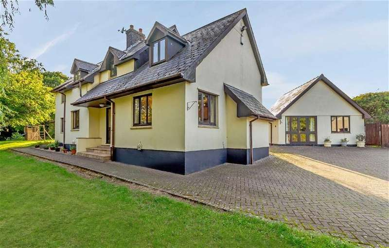 6 Bedrooms Detached House for sale in Leechpool Holdings, Portskewett, Monmouthshire