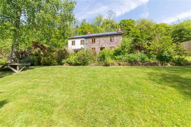 4 Bedrooms Detached House for sale in Underhill, Chepstow, Monmouthshire