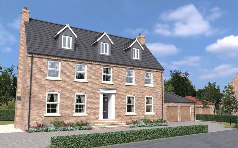 5 Bedrooms Detached House for sale in Frampton, Boston, PE20