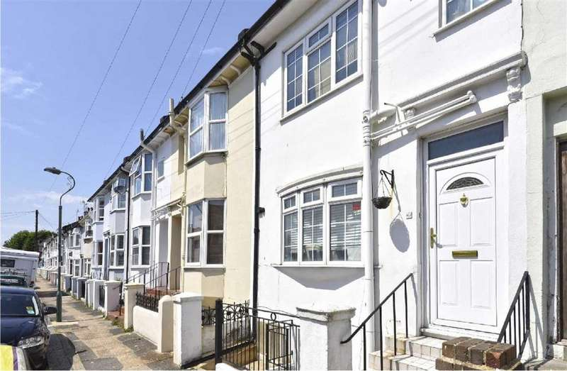 3 Bedrooms House for sale in Shirley Street, Hove