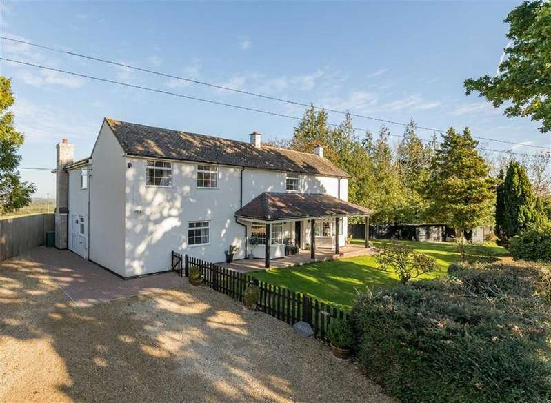 4 Bedrooms Detached House for sale in Chicknalls Lane, Blakeney, Gloucestershire
