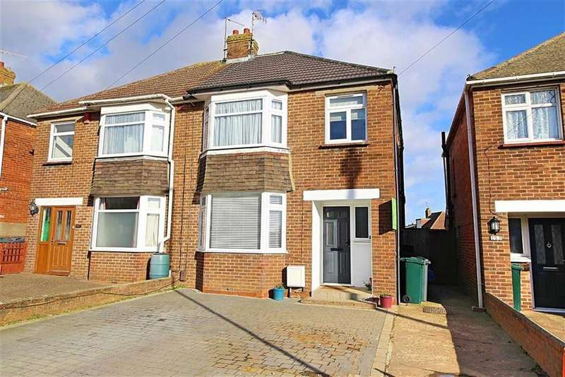 3 Bedrooms Semi Detached House for sale in Mill Lane, Portslade, East Sussex