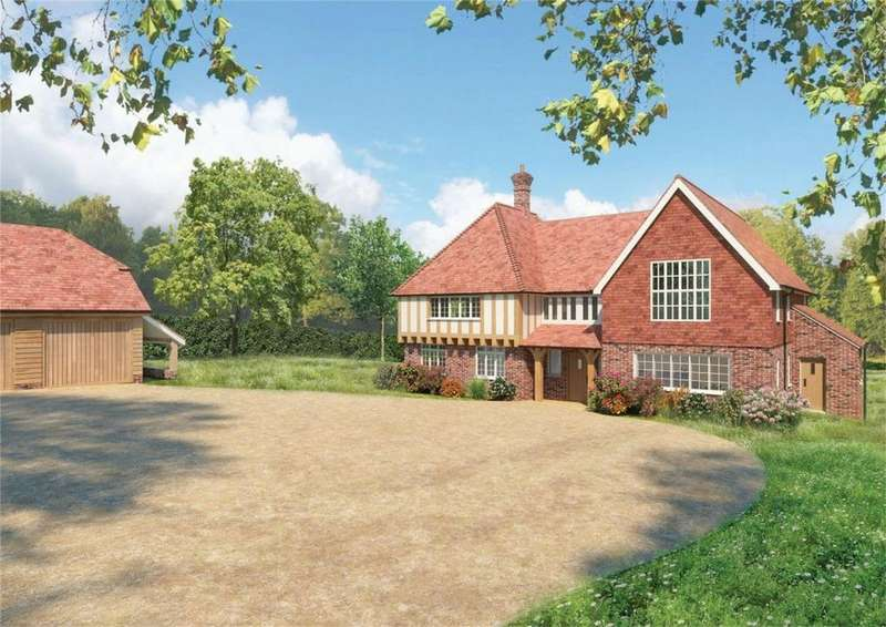 5 Bedrooms Detached House for sale in Back Lane, CROSS IN HAND, East Sussex