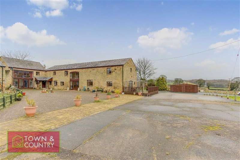 5 Bedrooms Cottage House for sale in Heol Offa, Coedpoeth, Wrexham, Clwyd