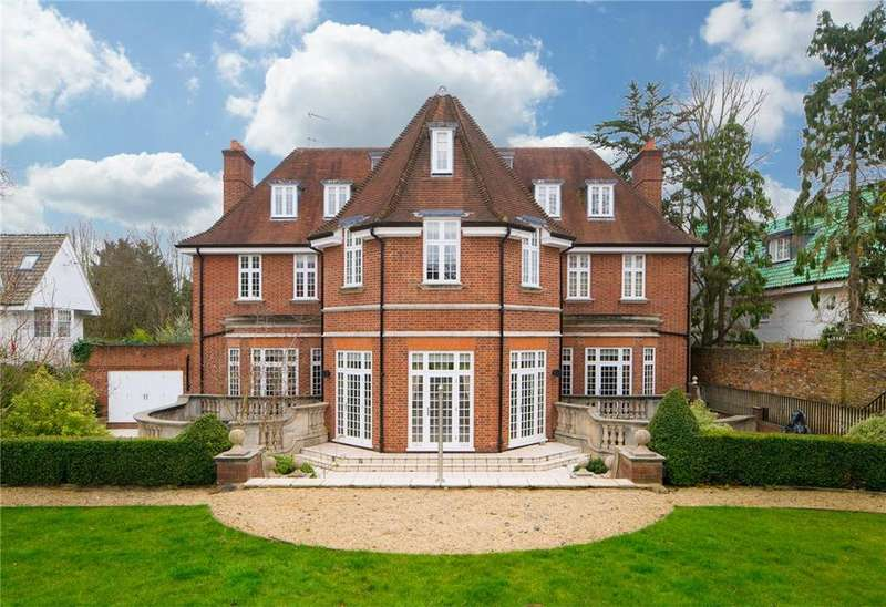 11 Bedrooms Detached House for sale in The Bishops Avenue, London, N2