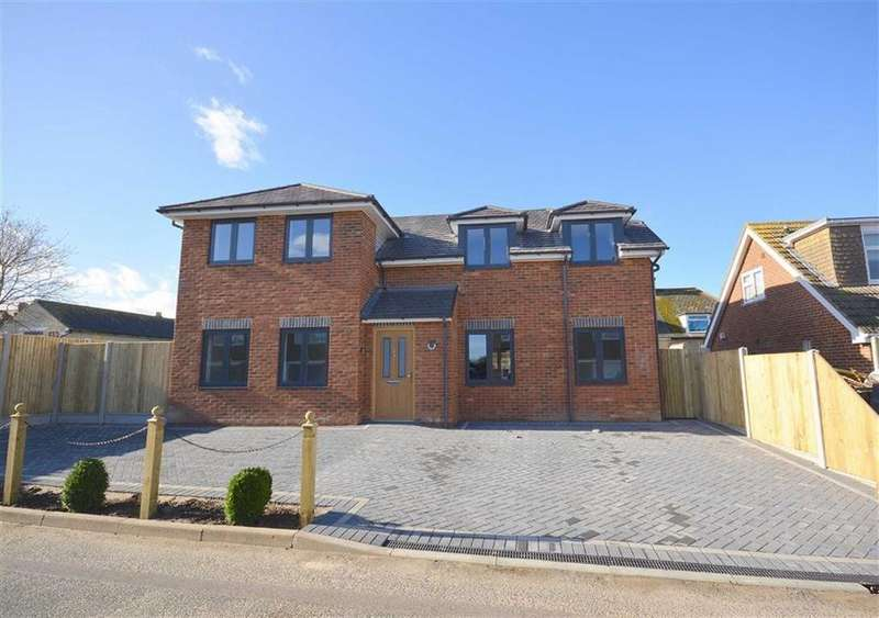 4 Bedrooms Detached House for sale in Quex Road, Westgate On Sea, Kent