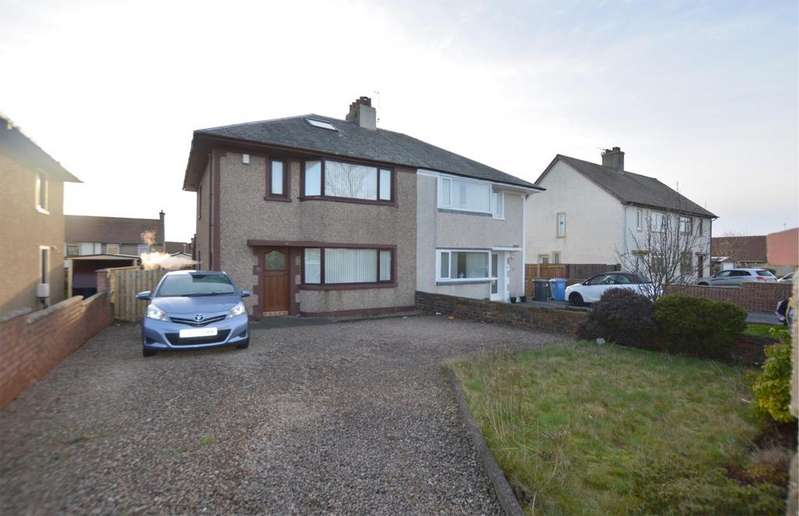 3 Bedrooms Semi Detached House for sale in 190 High Road, SALTCOATS, KA21 5RD