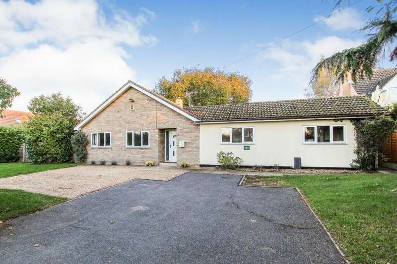4 Bedrooms Detached Bungalow for sale in Townsend , CB7