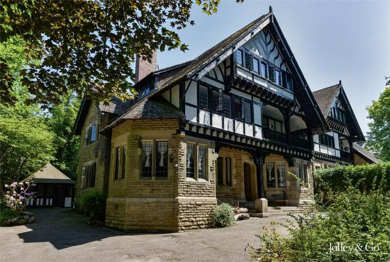 9 Bedrooms Villa House for sale in 1 College Road, Buxton, Derbyshire