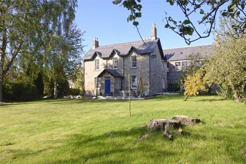 4 Bedrooms Detached House for sale in The Old School House, Home Place, Coldstream, Berwickshire, Scottish Borders