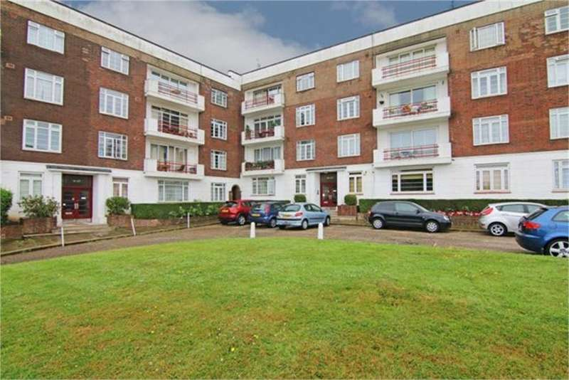 3 Bedrooms Flat for sale in Dollis Hill Lane, London, NW2