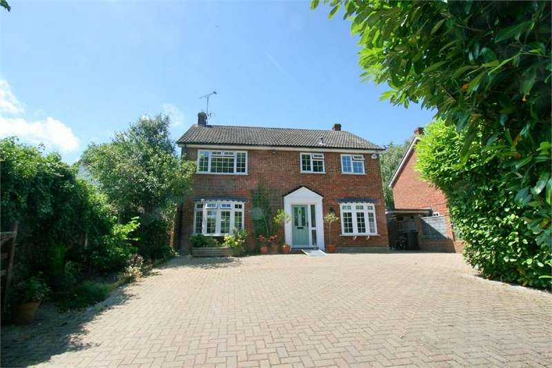 4 Bedrooms Detached House for sale in Post Office Road, Woodham Mortimer, Maldon, Essex