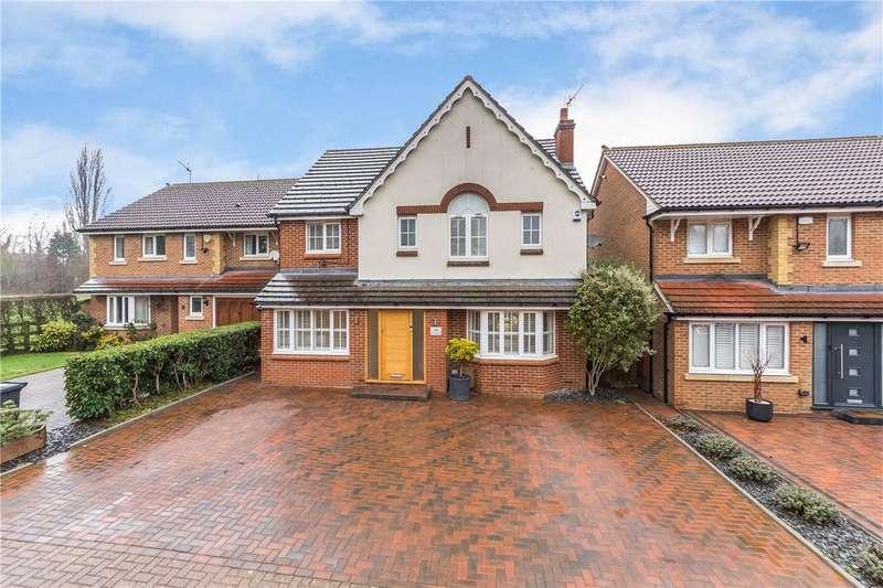 4 Bedrooms Detached House for sale in Maslen Road, St. Albans, Hertfordshire