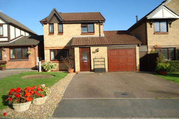 3 Bedrooms Detached House for sale in Laundon Close, Groby, Leicester, LE6