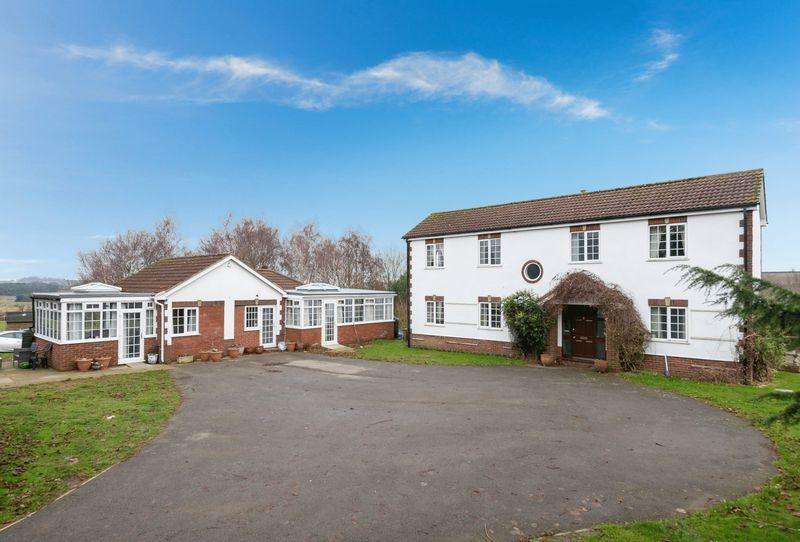 6 Bedrooms Detached House for sale in Old Main Road, Hagworthingham
