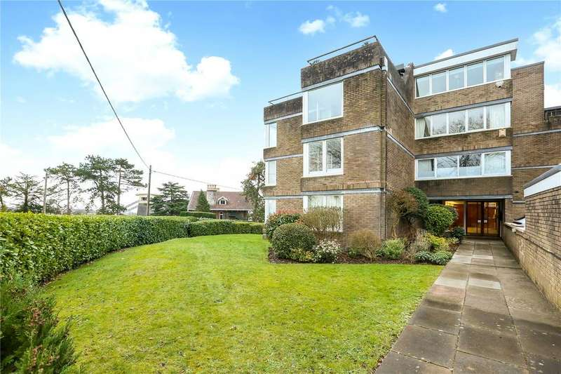 2 Bedrooms Flat for sale in Telford House, North Road, Leigh Woods, Bristol, BS8
