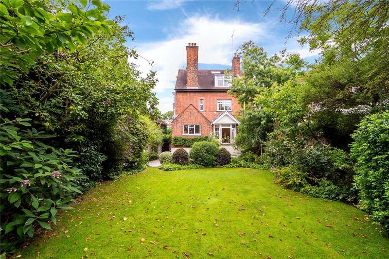 5 Bedrooms Semi Detached House for sale in Hampstead, London, NW2