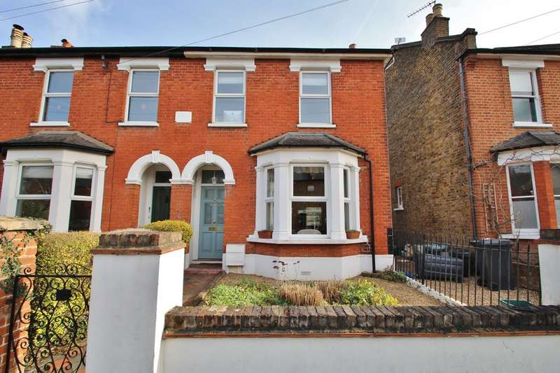 4 Bedrooms Terraced House for sale in Ellerton Road, Surbiton