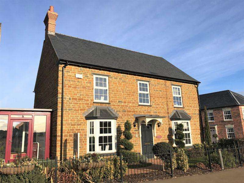 4 Bedrooms Detached House for sale in Watts Road, Banbury