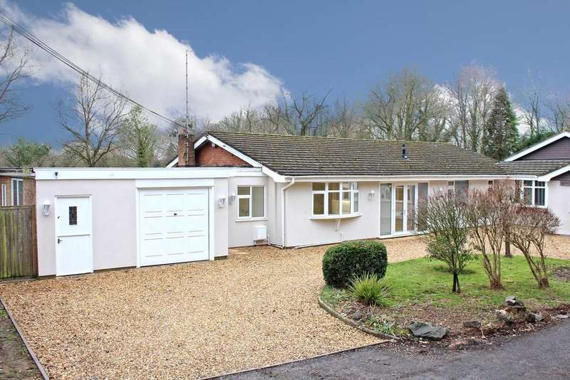 4 Bedrooms Bungalow for sale in Nether Whitacre, Nr Coleshill, B46
