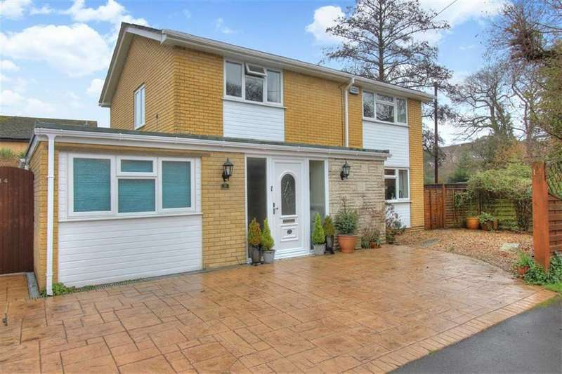 4 Bedrooms Detached House for sale in Parkway Gardens, Chandlers Ford, Hampshire